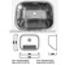 Edelstahl SUS 304 Single Bowl Waschtisch