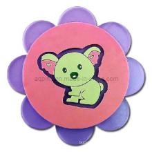 Custom Soft PVC Coaster in Factory Price (Coaster-17)