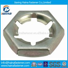 На складе Китайский производитель Лучшая цена DIN7967 Гайки из нержавеющей стали