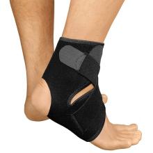 Support confortable pour orthèse de cheville en néoprène sportif