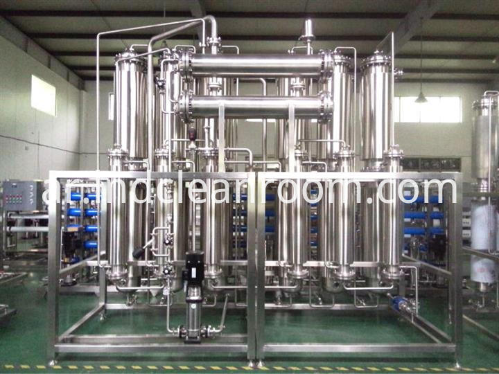 WATER FOR INJECTION SYSTEM