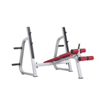 Gym Fitness Workout Machine Decline Banco Press