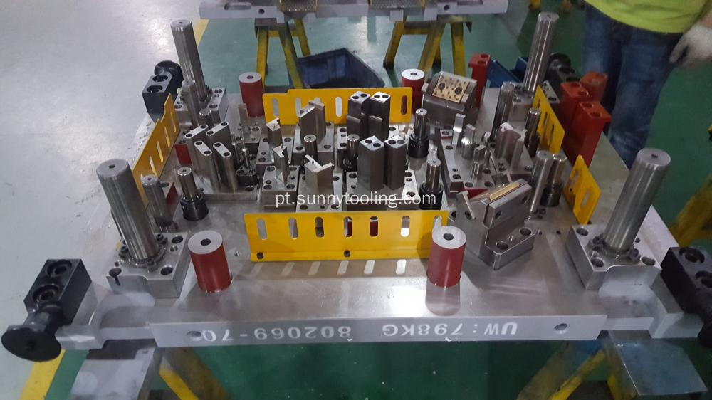 Customized Aluminium Stamping Molding Parts