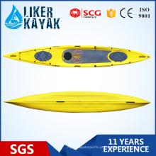 Tabuleiro de Paddle de Plástico Stand up Paddle Board Kayak