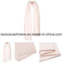 Bufanda de color sólido de estilo fresco para mujer