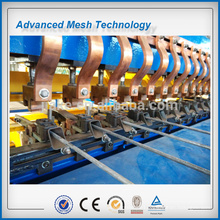 Galvanized welded wire mesh for fence panel mesh welding machine