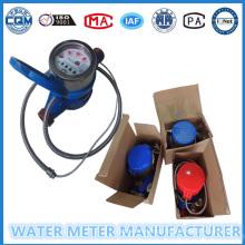 Medidor de Água Seco / Medidor de Água Quente para Medidor de Água Remoto