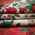 Christmas Printed Mini Matt, Printed Table Cloth 100%Polyester Mini Matt Printed Fabric