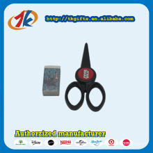 Stationery Set Toy with Scissors and Eraser