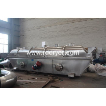 Cyanuric Acid Vibro Fluid Bed Dryer Machine