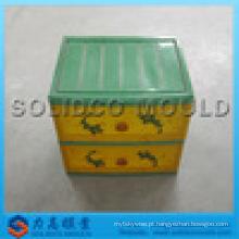 Molde de gaveta de plástico de alta qualidade