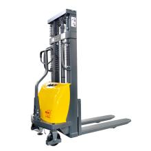 Xilin electric stacker 1ton 2200lbs 1.6m mini electric pallet stacker
