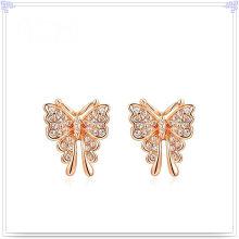 Cristal jóias acessórios de moda brinco de liga (ae217)