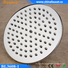 Bathroom Brass Round Mist Fall Skin Care SPA Shower Head