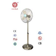 16-дюймовый электрический металлический вентилятор для дома с классическим дизайном