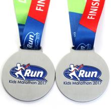 Cheap Custom Zinc Alloy Run Kids Marathon Award Medal