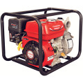 Pompe à eau centrifuge alimentée par moteur à essence de 2 pouces pour l'irrigation agricole