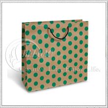 Bolsa de compras de papel (KG-PB048)