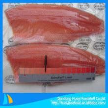 best price and best color frozen salmon fillet