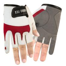 Wholesale Fitness Warm Soft Comfortable Wear-Resistant Half Finger Sport Gloves