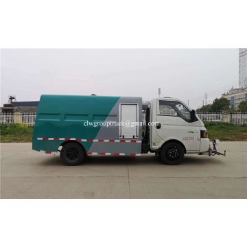 JAC  cleaning truck for city street and airport runway