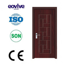High quality from China imported massive pvc wooden doors