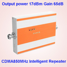Repetidor de la señal móvil del G / M mini, impulsor de la señal del teléfono celular 850MHz para el hogar y la oficina