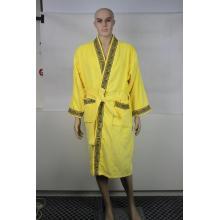 Роскошный велюровый халат высокого качества