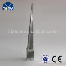 Hochwertiger konkurrenzfähiger Preis High Tech Metallpfosten-Anker-Schraube