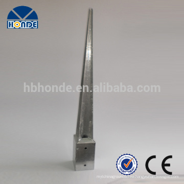 Top Quality Competitive Price High Tech Metal Post Anchor Screw