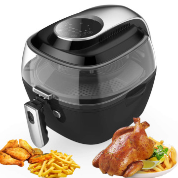 Kontrol digital Air Fryer multi fungsi 6,5