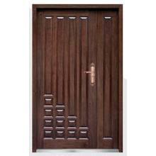 Высокое Качество Стали Древесины Бронированные Двери