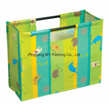 Eco Friendly PP Laminated Non Woven Die Cut Bag