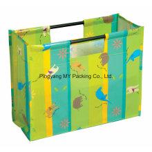 Eco Friendly PP Laminated Non Woven Die Cut Bag