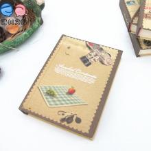 Notebook Factory A6 para promoção