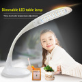 Lampe de table tactile à LED flexible pour enfants