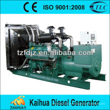 CE aprobó el conjunto de generador diesel de la operación paralela de 400KW Wudong