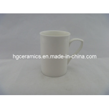 10 Oz Fine Bone China Mug, Ceramics Mug