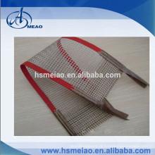 China fabricante profissional PTFE Coated malha correia transportadora