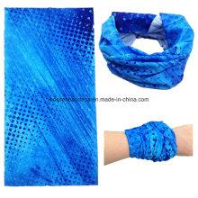 OEM Produce Customized Logo Printed Polyester Neck Tube Bandana