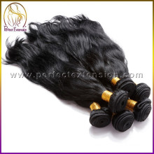 reines reines indisches Haar der reinen Haarverlängerung im Porzellan kann produzieren