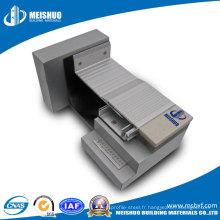 Couvercles de sols en métal de serrure / enveloppes d'expansion
