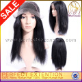 Stores Sell Shoulder Length Human Hair Super Fine Swiss Lace Wig
