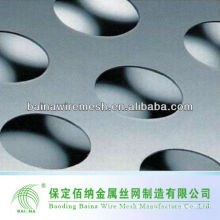 Perforated stainless steel (China supplier)