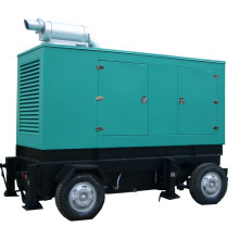 1MW-50MW Diesel Gas Hfo Fuel Electricity Mobile Power Plant