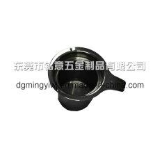 Precision Zinc Alloy Die Casting of Filtrating Screen Covers (ZC4172) avec usinage CNC Fabriqué en Chine
