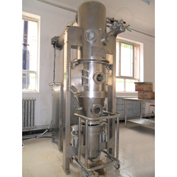 PLANTS Agricultural chemical Fluidized Granulator