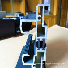 Perfil industrial de extrusão de alumínio 2218