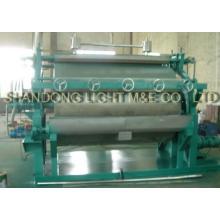 Rotary Drum Dryer Flaking Machine