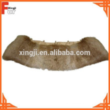 Detachable Rabbit Fur Collar